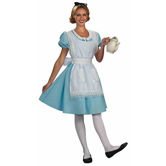 Alice Costume - Adult One Size Fits Most