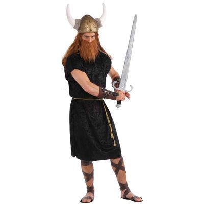 Black Roman Tunic Adult Costume