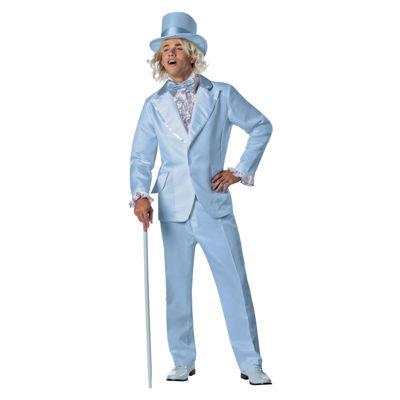 Blue Goofball Costume