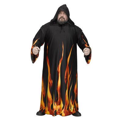Burning Cloak Dress Up Costume Mens