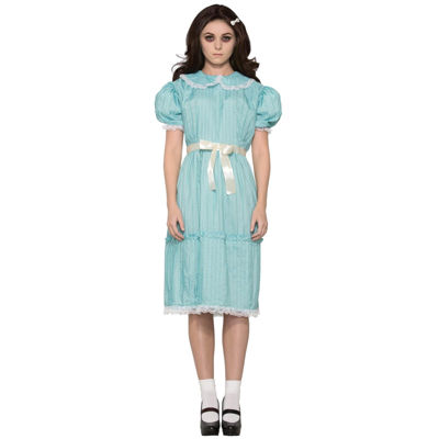 Creepy Sister Grady Twins Dress Costume - Adult Standard