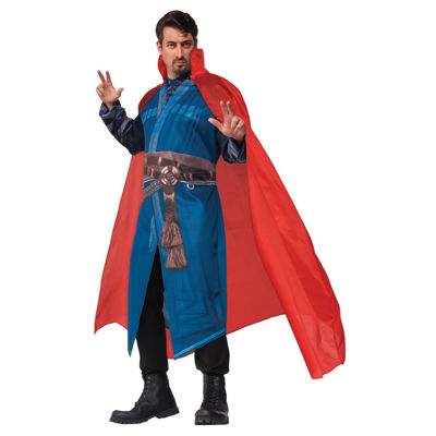 Dr Strange Dress Up Costume Mens