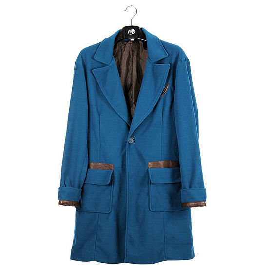 Fantastic Beasts and Where to Find Them Newt Coat