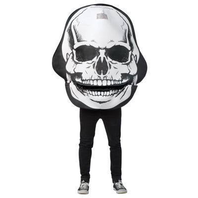 Giant Skull Adult Costume