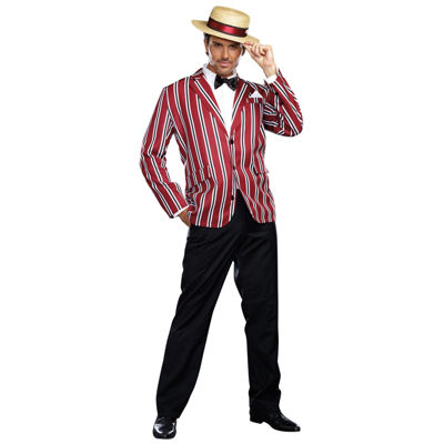 Good Time Charlie 3-pc. Dress Up Costume Mens