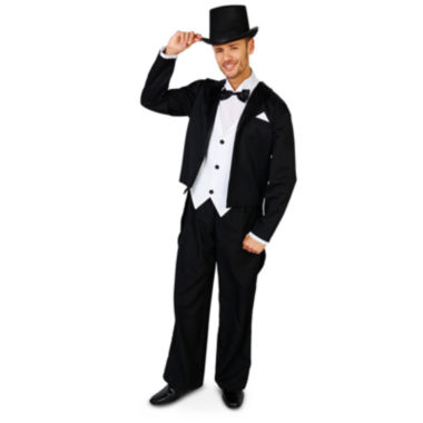 Great Gatsby 1920's Tuxedo Adult Costume
