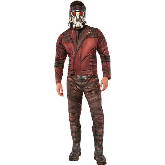 Guardians Of The Galaxy Vol 2 Star Lord Deluxeadult Costume