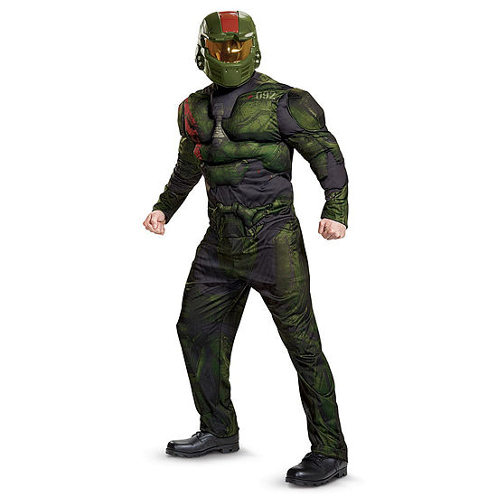 Halo Wars 2 Jerome Muscle Adult Mens Costume