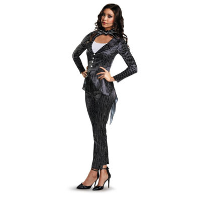 Jack Skellington Deluxe Adult Female Costume
