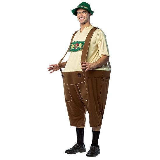 Lederhosen Hoopster Mens Costume