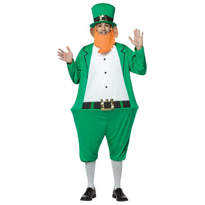 Leprechaun Hoopster Dress Up Costume Mens