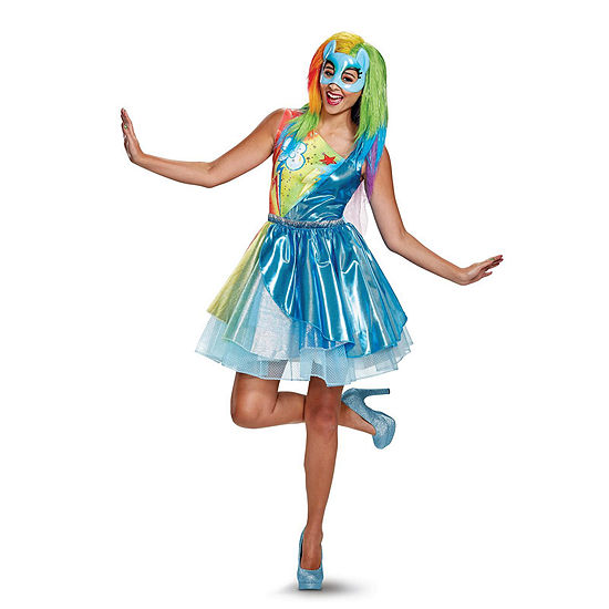 My Little Pony: Rainbow Dash Deluxe Adult Costume
