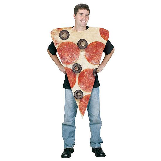 Pizza Slice Adult Unisex Costume