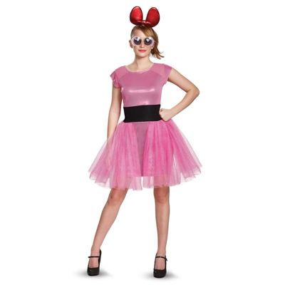 Powerpuff Girls Blossom Deluxe Teen Costume
