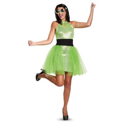 Powerpuff Girls Buttercup Deluxe Costume