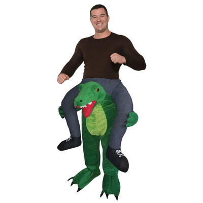 Ride a Gator Adult Costume - One Size Fits Most