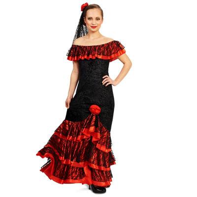 Senorita Princess 2-pc. Dress Up Costume Womens