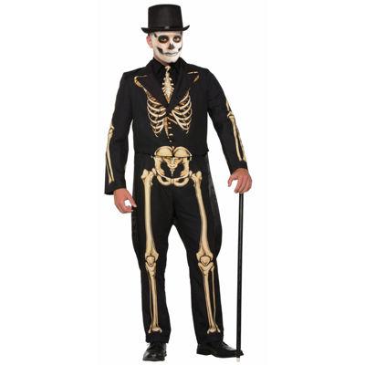 Skeleton Formal Adult Costume