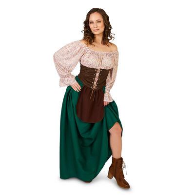 Tavern Maiden Adult Womens Costume