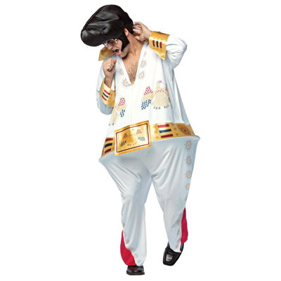The King Hoopster Dress Up Costume Mens
