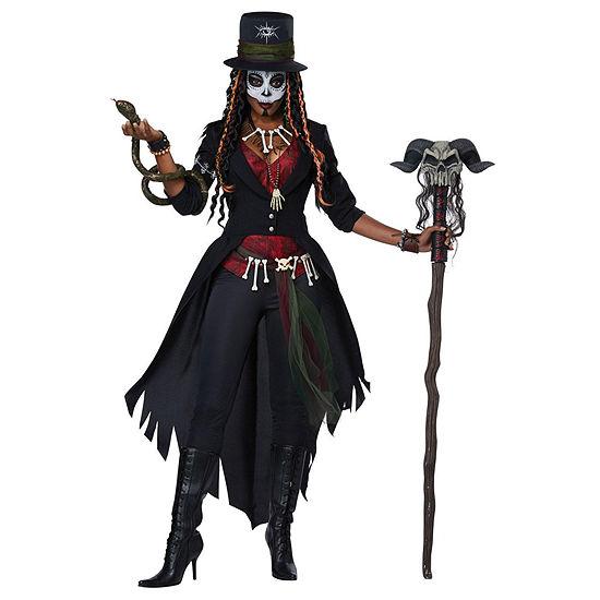 Voodoo Magic Womens Adult Costume