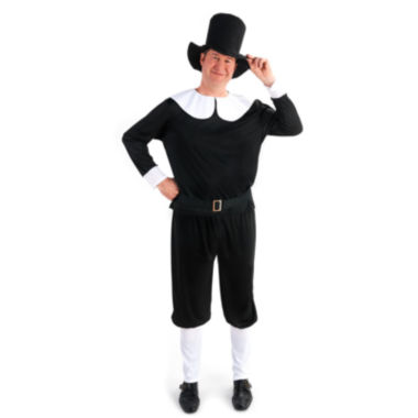 Plymouth Pilgrim Male Adult Costume