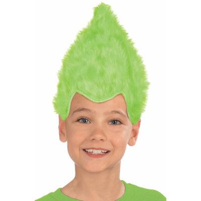 Child Fuzzy Wig