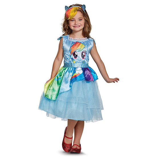 My Little Pony: Rainbow Dash Movie Classic ToddlerCostume 3-4T