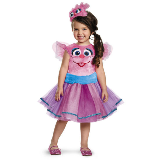 Abby Tutu Deluxe Toddler Costume