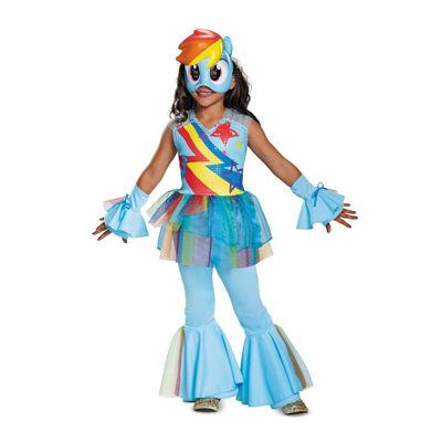 My Little Pony: Rainbow Dash Deluxe Toddler Costume
