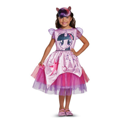 My Little Pony: Twilight Sparkle Movie Classic Toddler Costume 3-4T