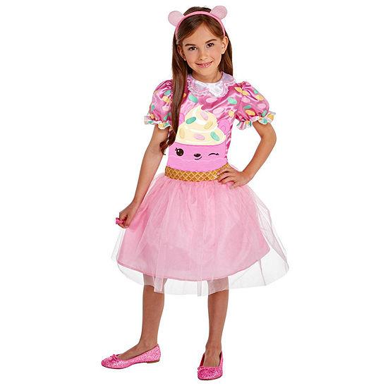 Num Noms Connie Confettie Child Costume Girls Costume