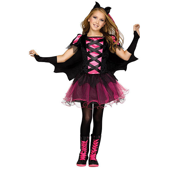 Bat Queen Child Girls Costume