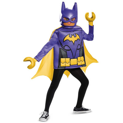 Lego Batman 5-pc. Batgirl Dress Up Costume Girls  sc 1 st  JCPenney & Lego Batman 5-pc. Batgirl Dress Up Costume Girls - JCPenney