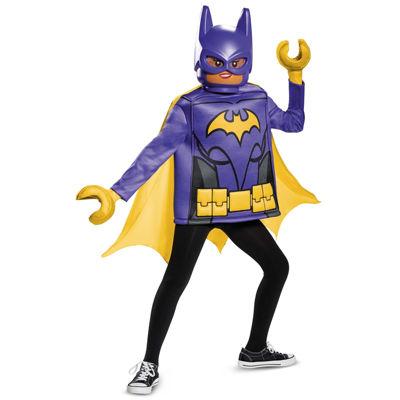 Lego Batman 5-pc. Batgirl Dress Up Costume Girls