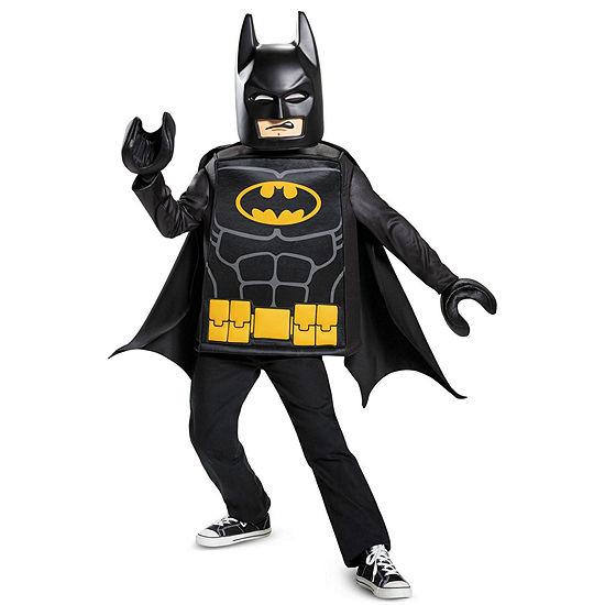 Lego Batman 5-pc. Dress Up Costume Boys