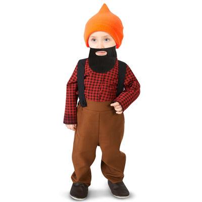 Bearded Baby Lumberjack Infant Costume