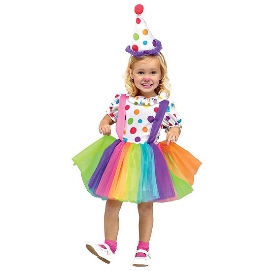 Circus: Big Top Fun Toddler Costume Girls Costume