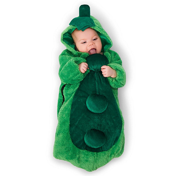 Pea in the Pod Infant Buting Costume