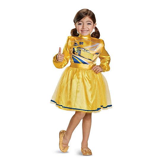 Cars 3 Cruz Deluxe Toddler Costume