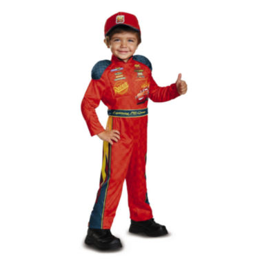 Cars 3 - Lightning Mcqueen Classic Toddler Costume