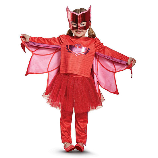 PJ Masks Owlette Prestige Tutu Child Costume (4-6X)