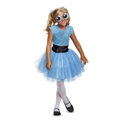Powerpuff Girls Bubbles Tutu Deluxe Child Costume