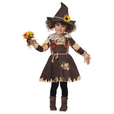 Pumpkin Patch Scarecrow Child/Toddler Costume