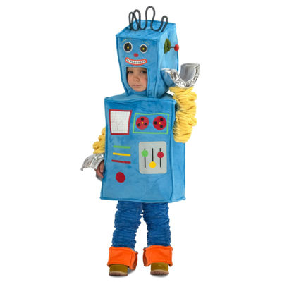 Racket the Robot Toddler Costume - 18 Months-2T