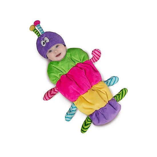 Rainbow Caterpillar Newborn Costume - 0-3 Months