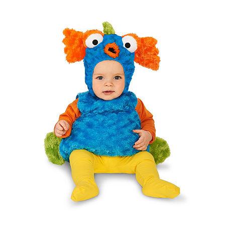 Rainbow Fish Infant Costume Unisex Costume, 6-12 Months , Blue