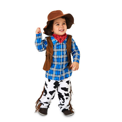 Rodeo Cowboy Toddler Costume 2-4T