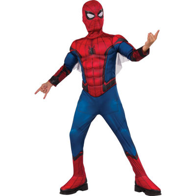 Spider-Man Homecoming - Spider-Man Deluxe Muscle Chest Child Costume