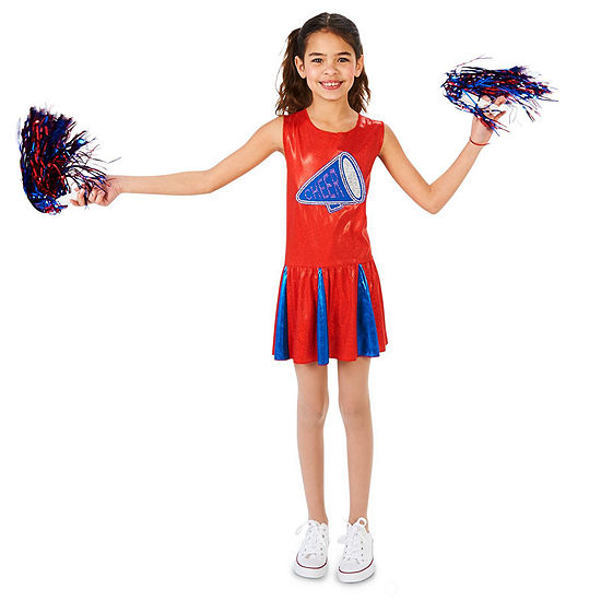 Cheer Team Child Costume